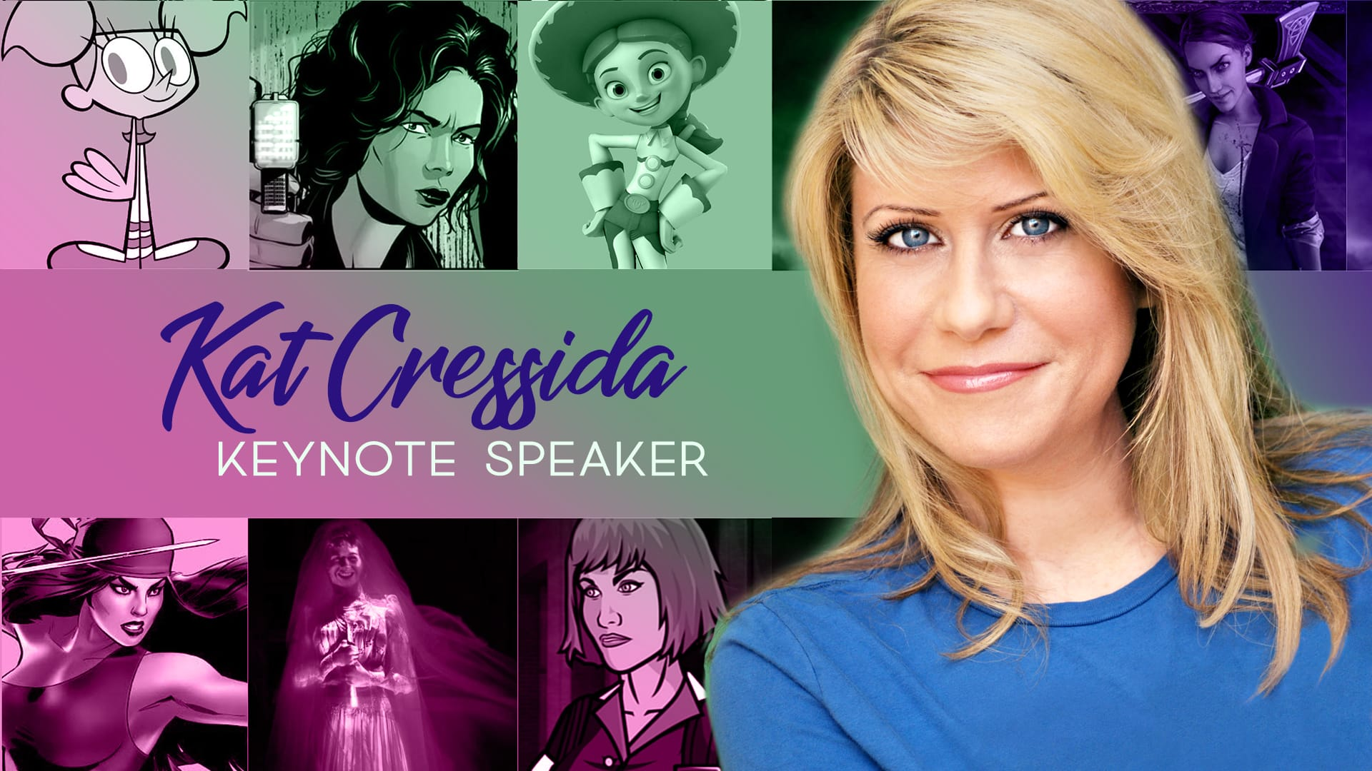 Kat Cressida | Motivational Speaker